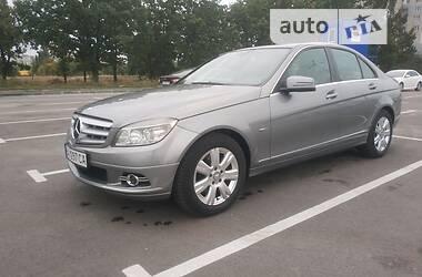 Седан Mercedes-Benz C 220 2010 в Кропивницком