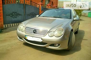 Mercedes-Benz C 230 2005 в Новомосковске