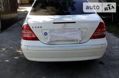 Mercedes-Benz C 240 2003 в Луганске