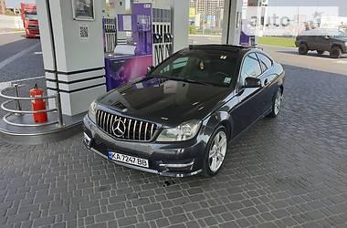 Mercedes-Benz C 250 2011 в Киеве