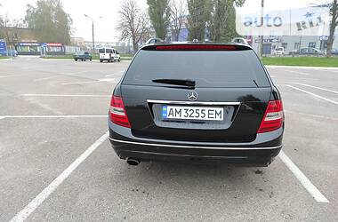 Mercedes-Benz C 250 2013 в Житомире