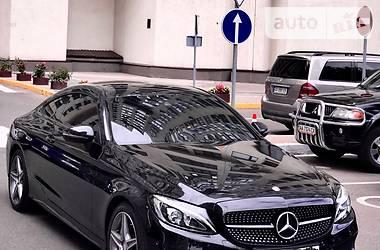 Купе Mercedes-Benz C 250 2016 в Киеве