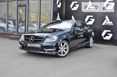 Купе Mercedes-Benz C 250 2012 в Киеве