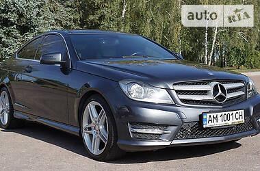 Купе Mercedes-Benz C 250 2012 в Житомире