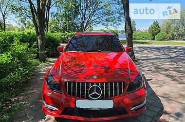 Седан Mercedes-Benz C 250 2013 в Харькове