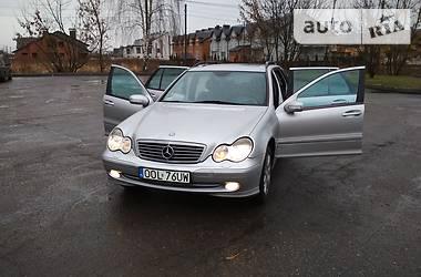 Mercedes-Benz C 270 2001 в Самборе