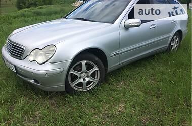 Mercedes-Benz C 270 2002 в Луцке