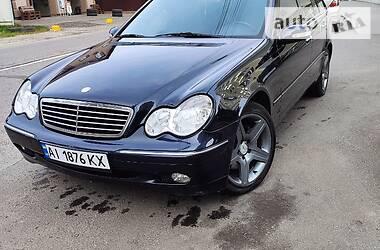 Mercedes-Benz C 270 2002 в Києві
