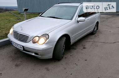 Mercedes-Benz C 270 2003 в Тульчине