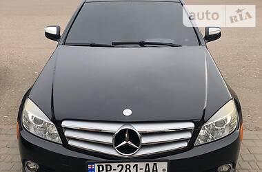Mercedes-Benz C 300 2008 в Одессе