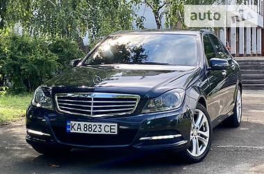 Седан Mercedes-Benz C 300 2012 в Киеве