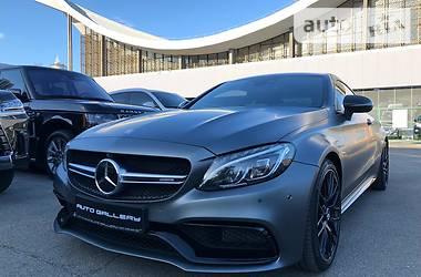 Mercedes-Benz C 63 AMG 2017 в Киеве