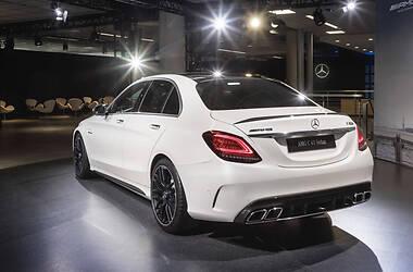 Седан Mercedes-Benz C 63 AMG 2019 в Киеве