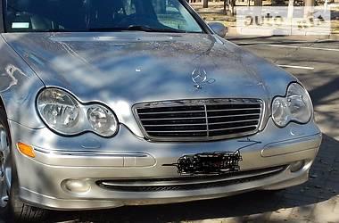 Mercedes-Benz C-Class 2001 в Донецке