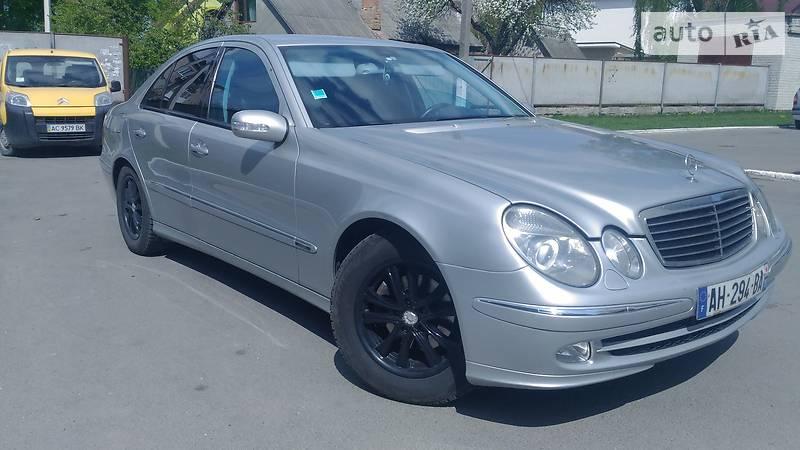 Mercedes-Benz C 2003 року