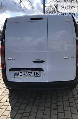 Легковий фургон (до 1,5т) Mercedes-Benz Citan груз. 2013 в Кам'янському