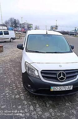 Минивэн Mercedes-Benz Citan пас. 2013 в Тернополе