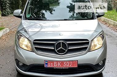Легковой фургон (до 1,5 т) Mercedes-Benz Citan пас. 2016 в Киеве