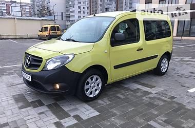 Mercedes-Benz Citan 2014 в Черкассах