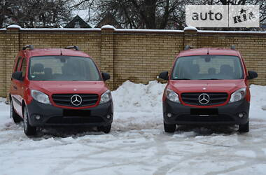 Mercedes-Benz Citan 2014 в Харькове