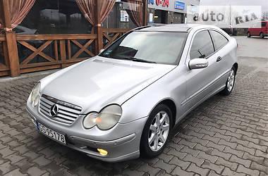Mercedes-Benz CL 200 2001 в Луцке