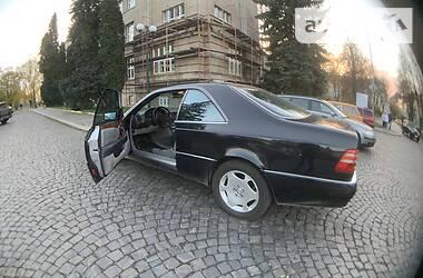 Mercedes-Benz CL 420 1998 в Ужгороде