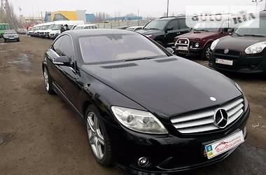 Mercedes-Benz CL 500 2008 в Николаеве