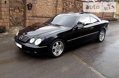 Mercedes-Benz CL 500 2002 в Черновцах