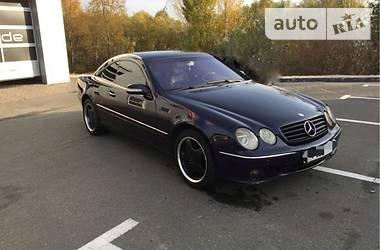 Mercedes-Benz CL 500 2003 в Киеве