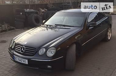 Mercedes-Benz CL 500 2003 в Сколе