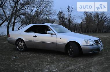 Mercedes-Benz CL 500 1993 в Херсоне