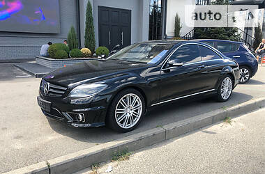 Mercedes-Benz CL 500 2007 в Киеве