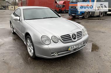 Mercedes-Benz CL 500 2004 в Киеве