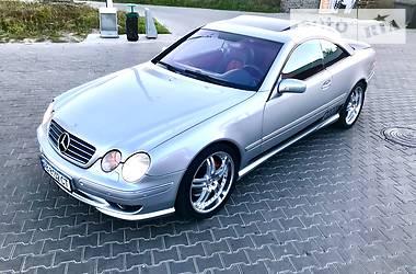 Mercedes-Benz CL 55 AMG 2001 в Киеве