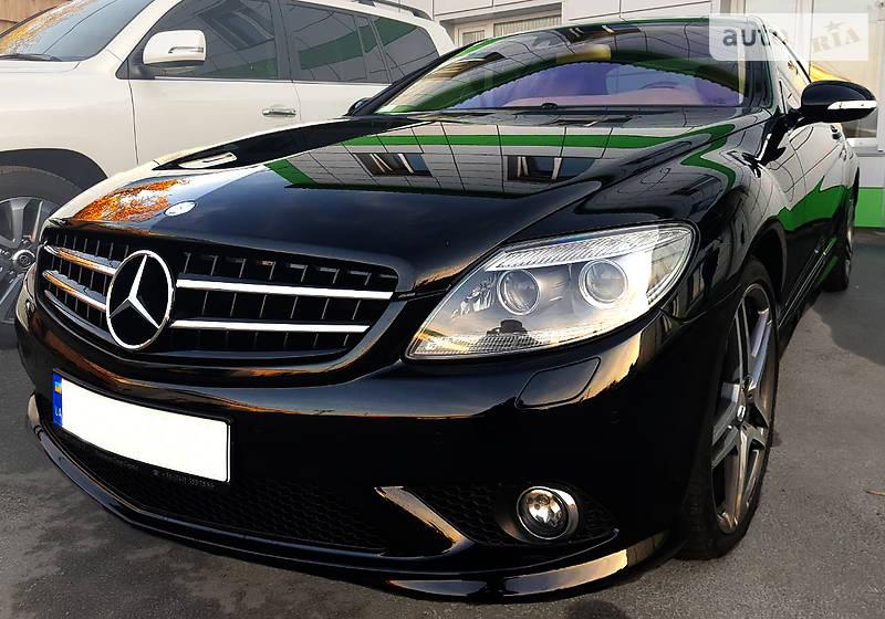 Mercedes-Benz CL 55 AMG 2009 в Киеве
