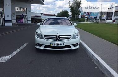 Mercedes-Benz CL 550 2009 в Киеве