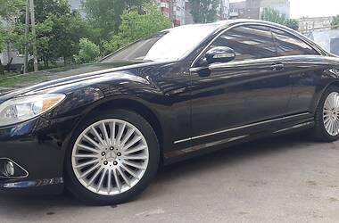 Купе Mercedes-Benz CL 550 2008 в Кропивницком