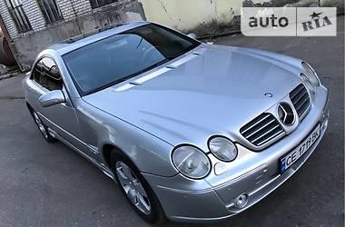Mercedes-Benz CL 600 2002 в Харькове