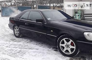 Mercedes-Benz CL 600 1995 в Луцке