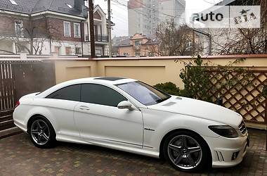 Mercedes-Benz CL 63 AMG 2008 в Ивано-Франковске