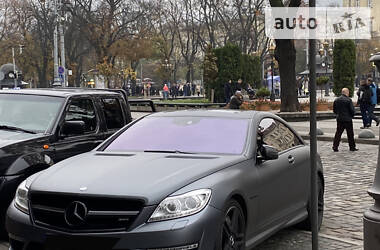 Mercedes-Benz CL 63 AMG 2012 в Львові
