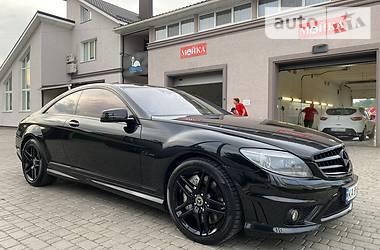 Купе Mercedes-Benz CL 63 AMG 2007 в Киеве