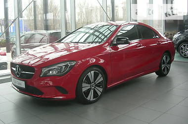 Mercedes-Benz CLA 200 2018 в Днепре