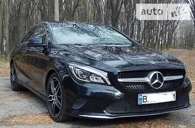 Mercedes-Benz CLA 200 2018 в Новояворовске