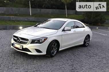 Mercedes-Benz CLA 250 2014 в Николаеве