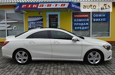 Mercedes-Benz CLA 250 2015 в Львове