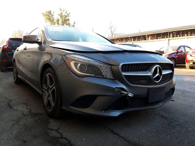 Mercedes-Benz CLA 250 2013 в Киеве