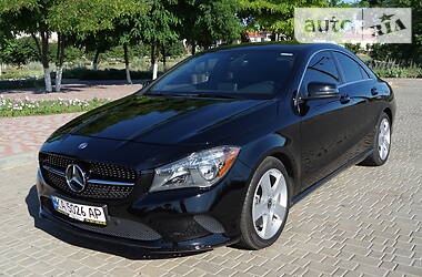 Mercedes-Benz CLA 250 2017 в Одессе