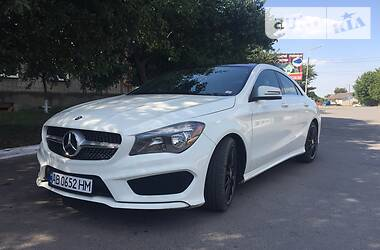 Mercedes-Benz CLA 250 2015 в Виннице
