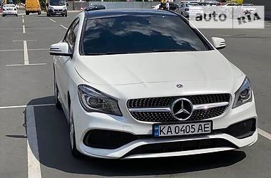 Седан Mercedes-Benz CLA 250 2016 в Киеве